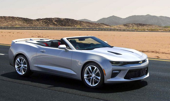 2019 Chevrolet Camaro Convertible Price Release Date And Review
