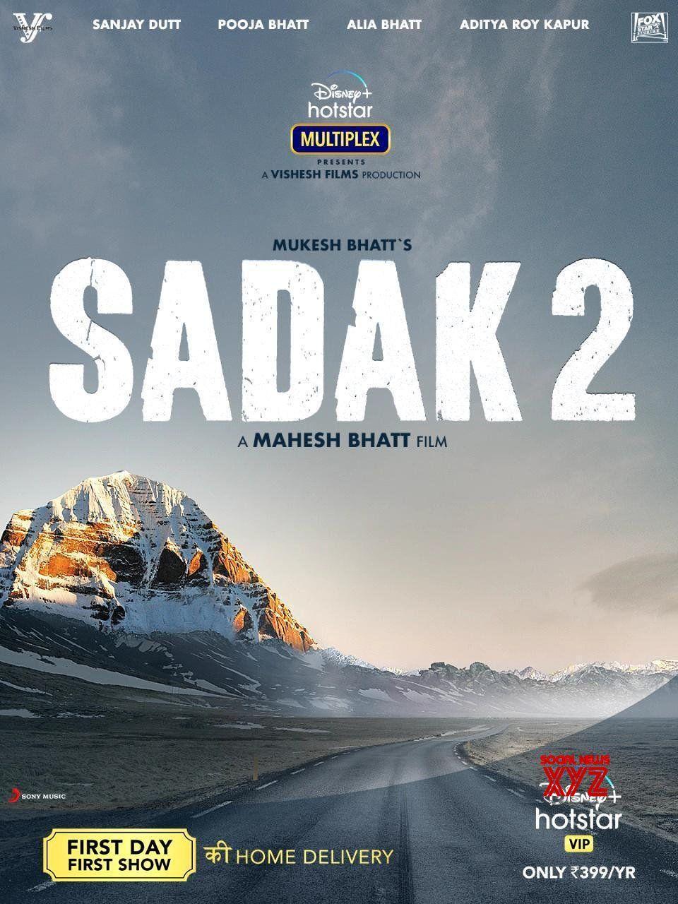Mahesh Bhatt S Sadak 2 Only On Disney Plus Hotstar Vip With Disney Plus Hotstar Multiplex Social News Xyz In 2020 Disney Plus Movies To Watch Hindi 2 Movie