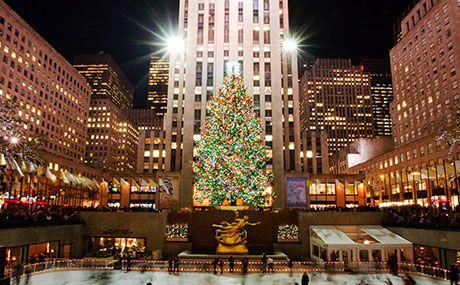 New Yorku0027s Best December Events. Tree LightingChristmas ...