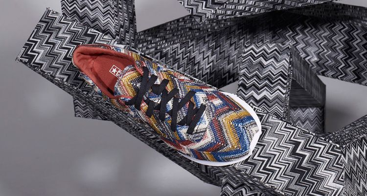 Converse Debuts Fall 2014 Chuck Taylor All Star Missoni Collection