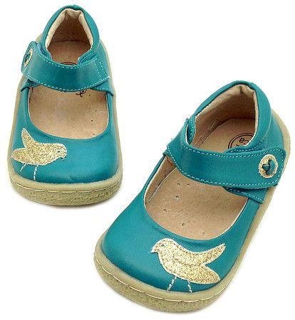 Zapatos turquesas infantiles TABGUuQg