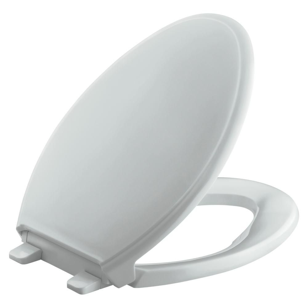 Kohler Glenbury Quiet Close Elongated Toilet Seat With Grip Tight