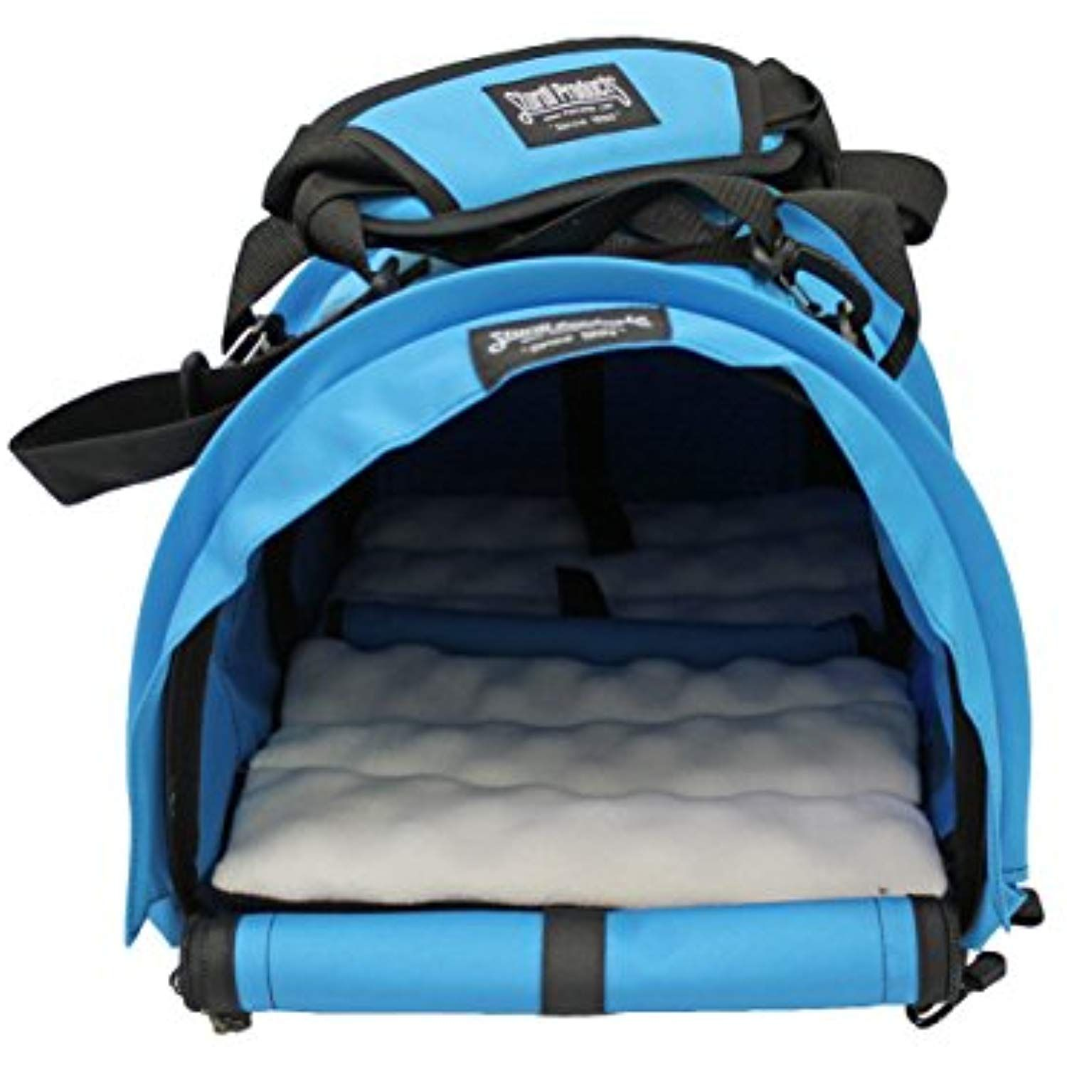 ece1a6d0c9 Sturdi Products Bag Double Sided Divided Pet Carrier, Large, Blue Jay *  Check out this great product. (This is an affiliate link) #cats
