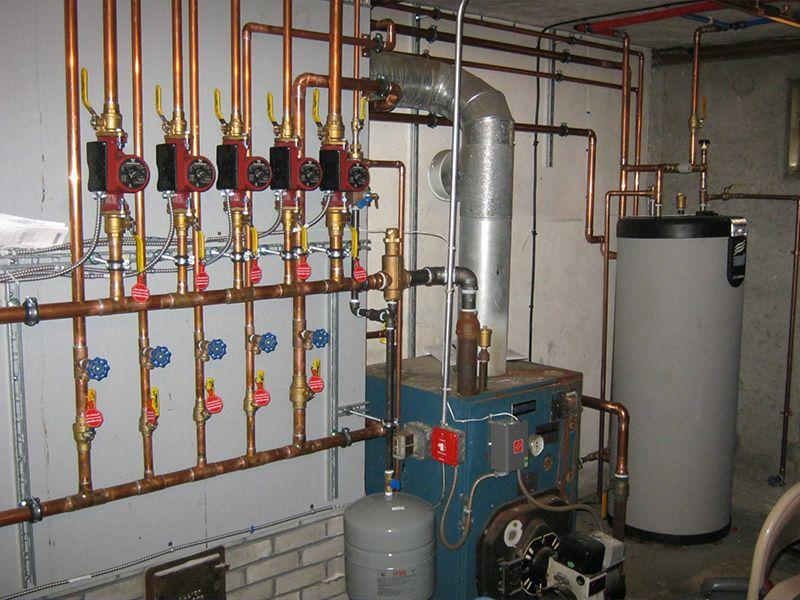 Residential Plumbing System Design Plumbing Installation