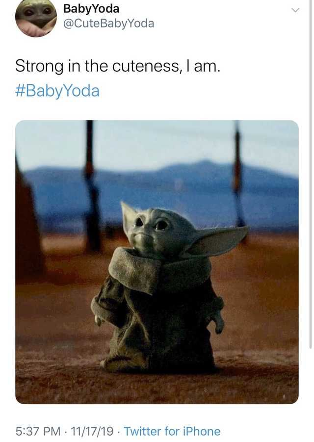 Some Baby Yoda Memes To Brighten Your Day Yoda Meme Funny Babies Star Wars Memes