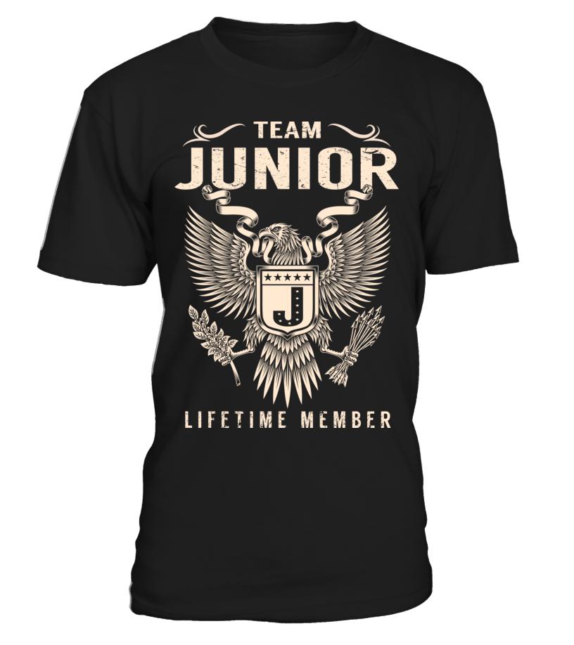 Team JUNIOR - Lifetime Member
