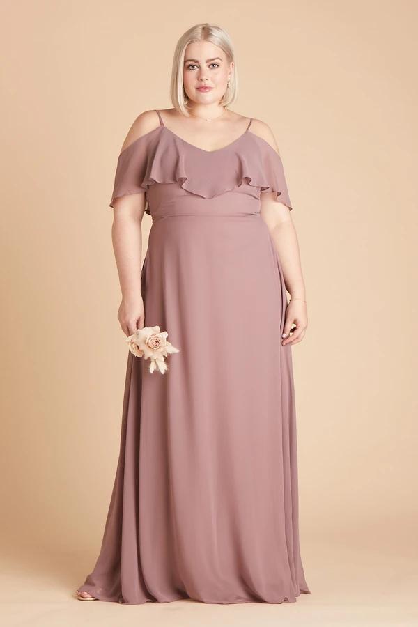 Pin On Mauve Bridesmaid Dresses