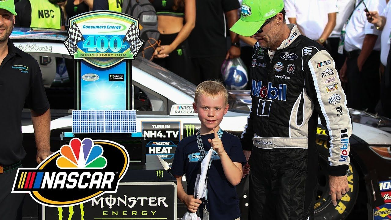 NASCAR Cup Series Consumers Energy 400 EXTENDED