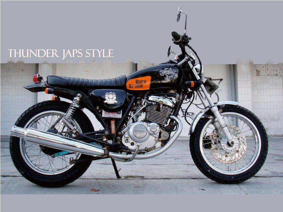 Thunder 125 Brathstyle Palangka Raya Indonesia Indonesia