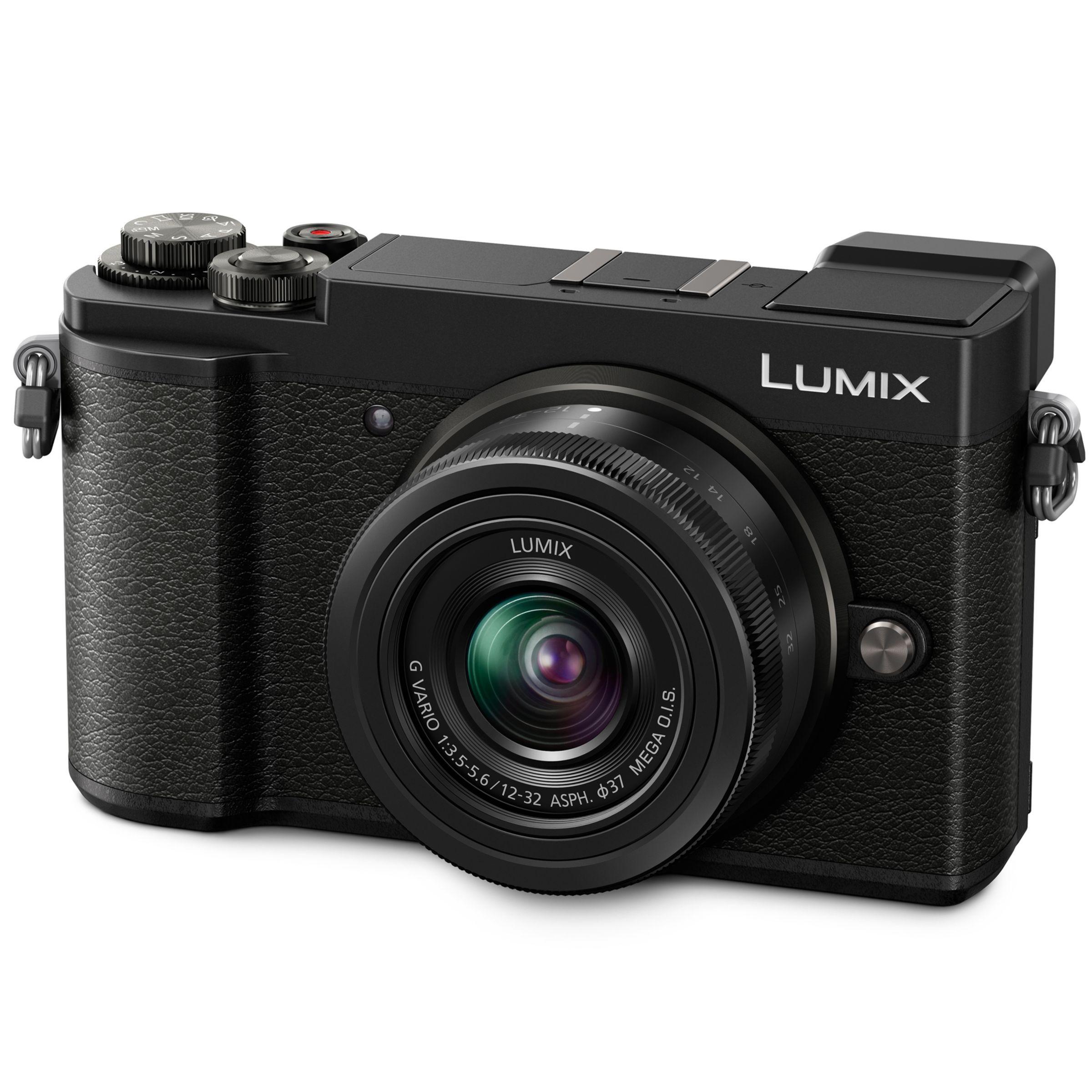 Panasonic Lumix Dc Gx9 Compact System Camera With 12 32mm Is Lens 3x Optical Zoom 4k Ultra Hd 20 3mp Wi Fi Bluetooth Tiltable Evf 3 Panasonic Lumix System Camera Camera
