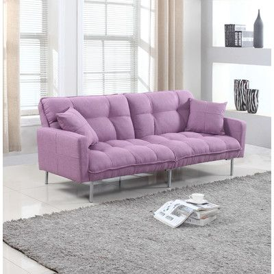 Corwin Twin Convertible Sofa Futon
