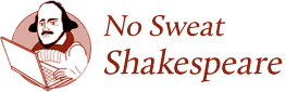 Image result for no sweat shakespeare