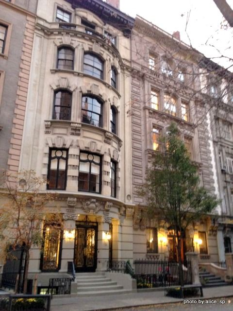Beautiful Apartment Buildings In Upper East Side New York