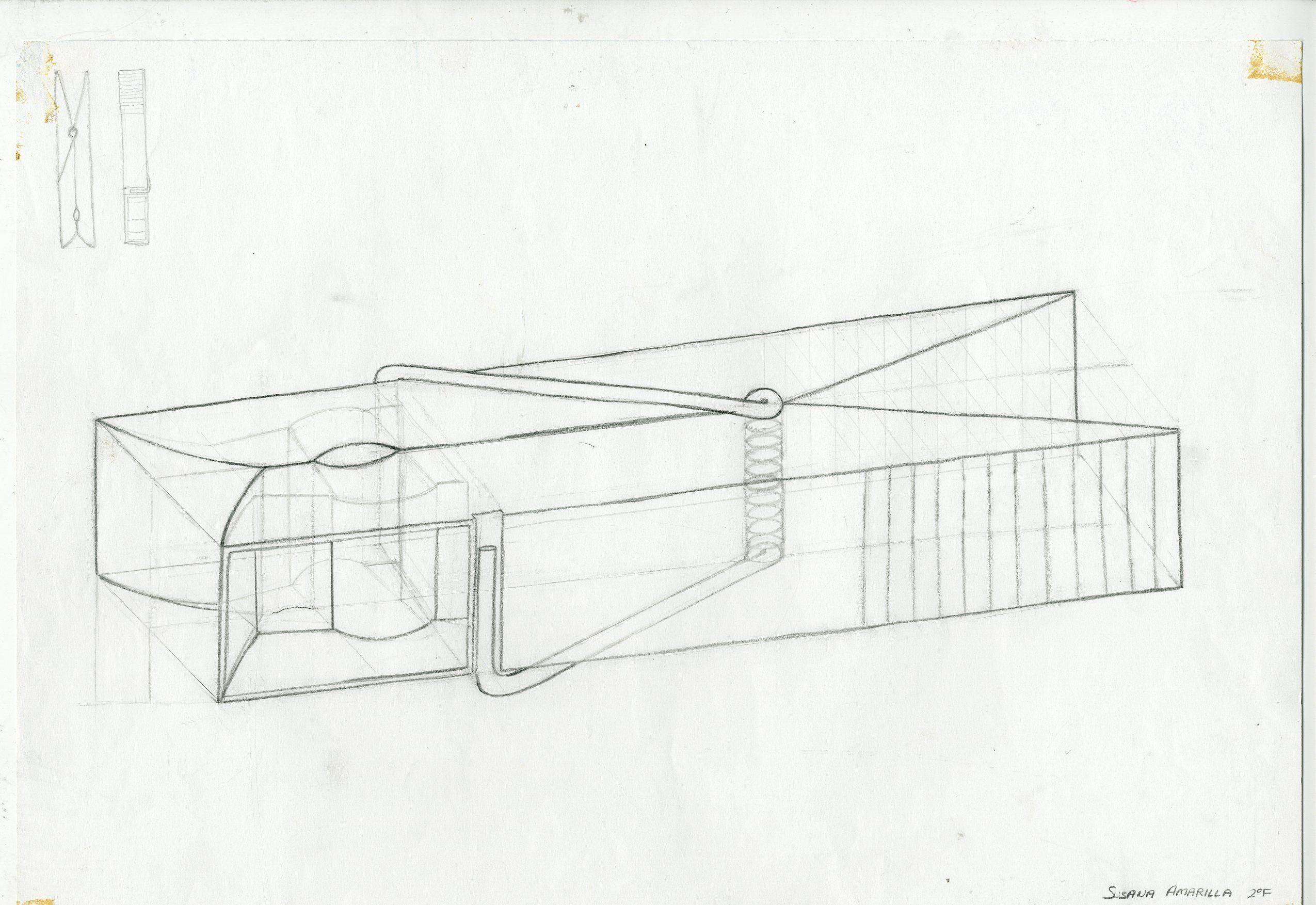 Dibujo Constructivo Din A3 Constructivo