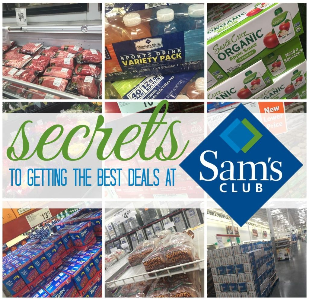 Secrets at Sams Club! How to get the best savings and