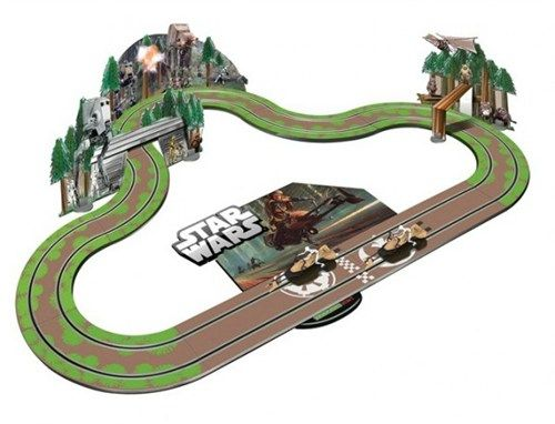 Endor Slot Car Racing Slot Car Racing Sets Slot Cars Star Wars Set