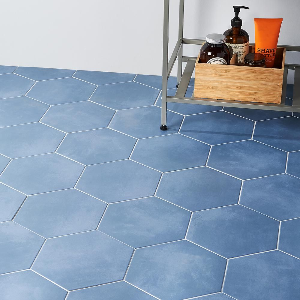 ivy hill tile eclipse blue 7 79 in x 0