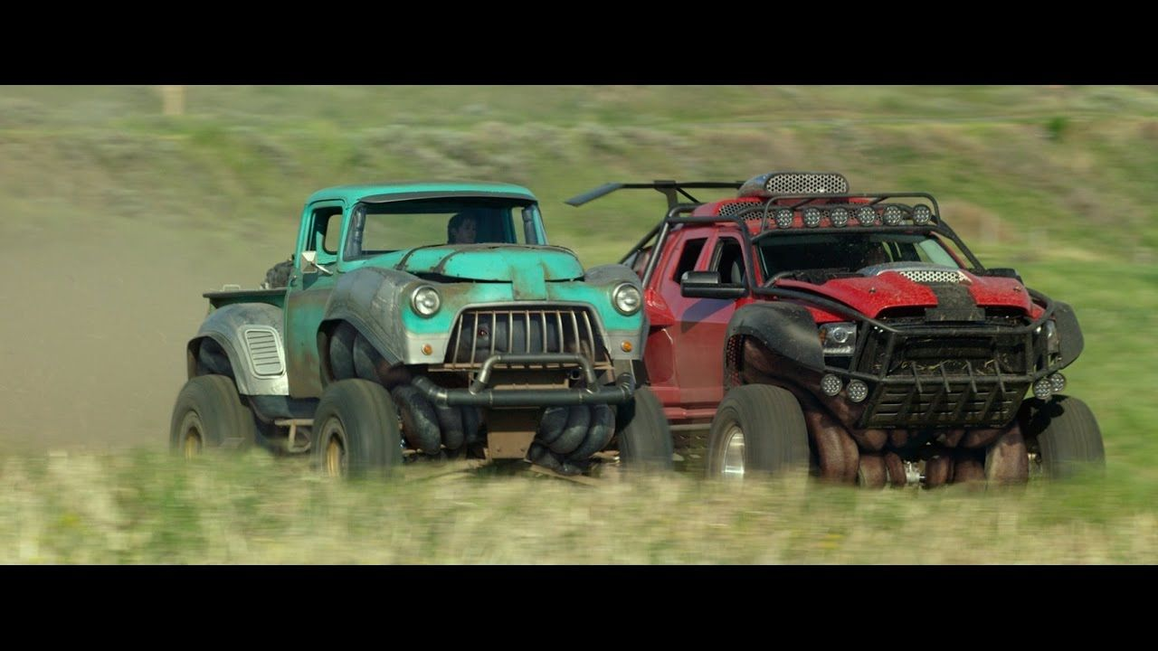 Znalezione ozy dla zapytania monster trucks film   Super Cars ...