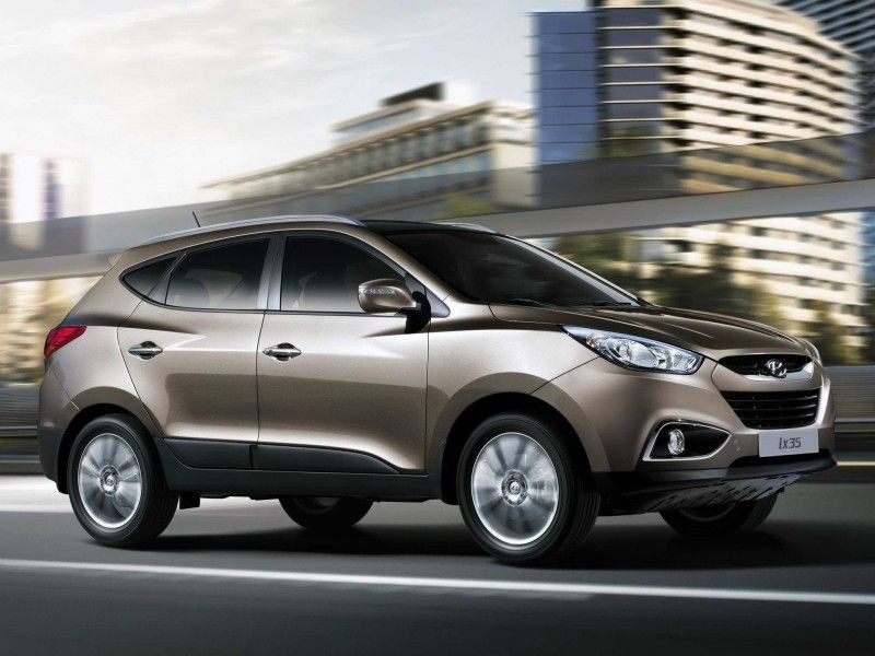 Hyundai ix35 2015 New Model Review Cars Reviews