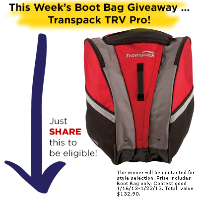 http://facebook.com/reliableracing Share this with your friends and get entered to win a free boot bag.