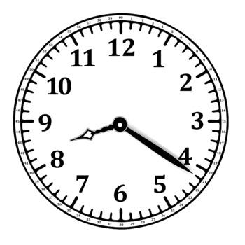 Pin On Telling Time