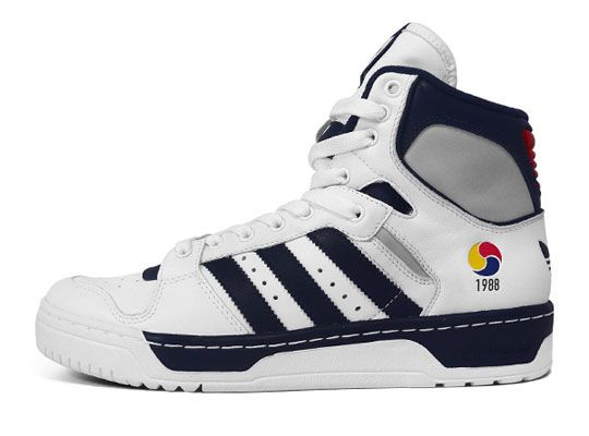 sports shoes 69763 81af8 adidas - Conductor Hi Patrick Ewing Olympic Edition - 1988