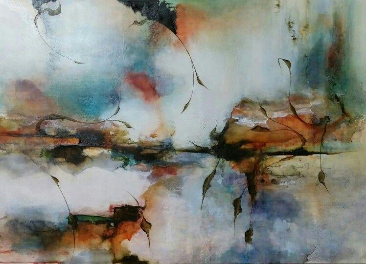 Good Banter, 36 x 50 at Rovzar Gallery by Joseph Maruska