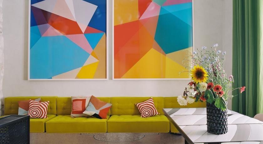 Shirana Shahbazi Paintings Hotel Du Cloitre India Mahdavi идеи домашнего декора идеи для украшения проектирование интерьеров
