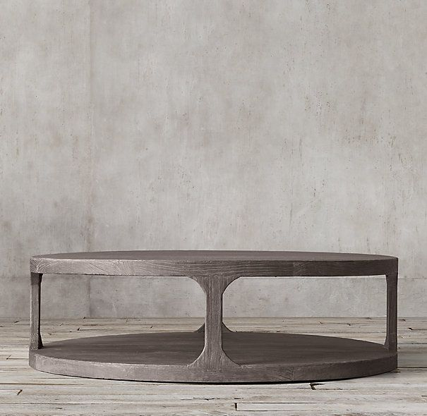 Ordinaire Oversized Round Coffee Table To Make A Statement Martens Round Coffee Table  Oversized Coffee Table,
