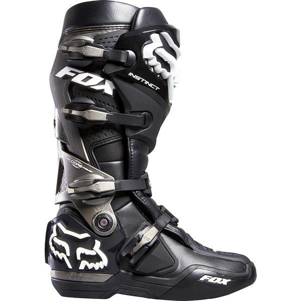 Fox Racing Comp 5 Men's Off Road Motorcycle Boots BlackGreySize 8