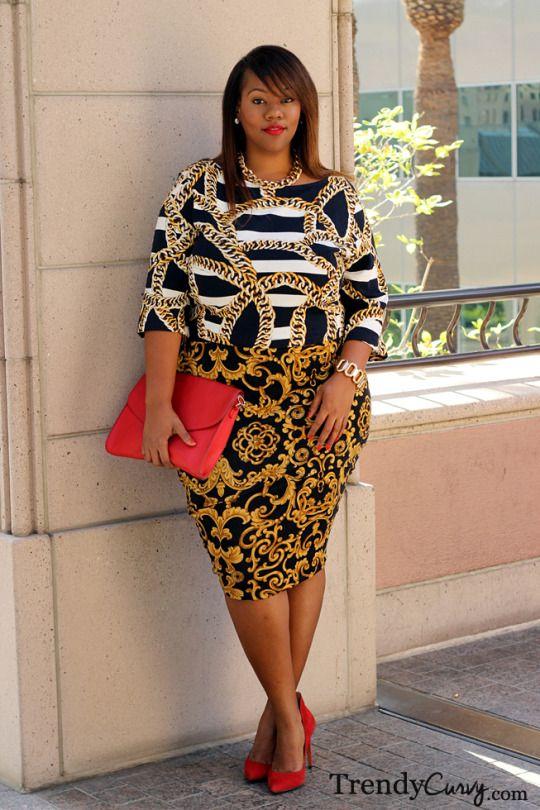 (visita il nostro sito templedusavoir.org) Moda Per Donne Formose 28abe792e64