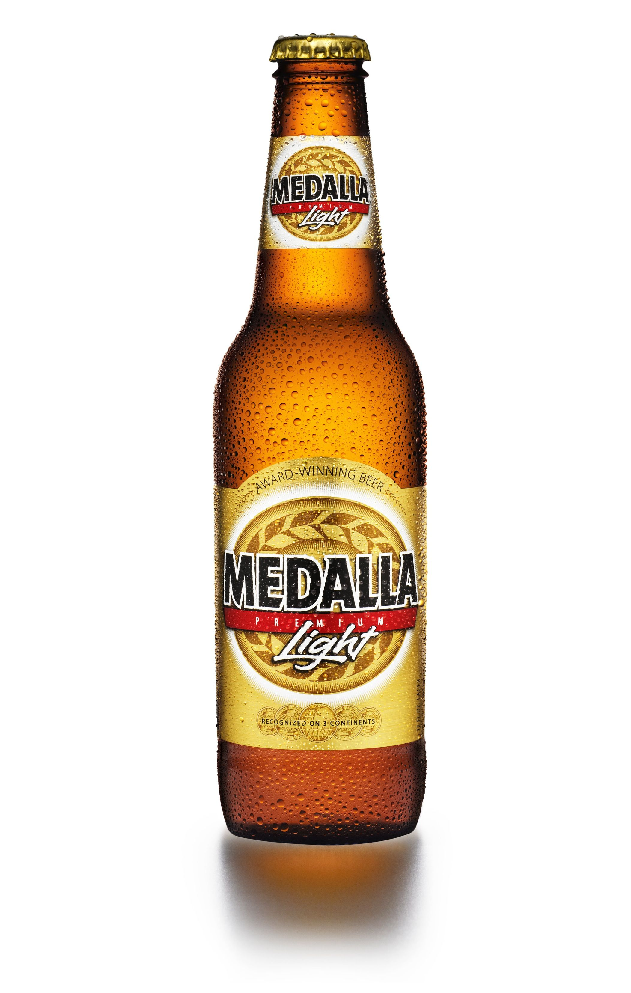 medalla - Puerto Rico's beer. Years ago the ad for this ...