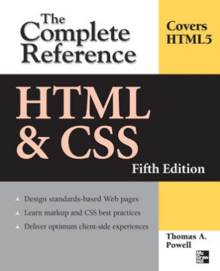 Html Css The Complete Reference Fifth Edition Html Css Css Free Download