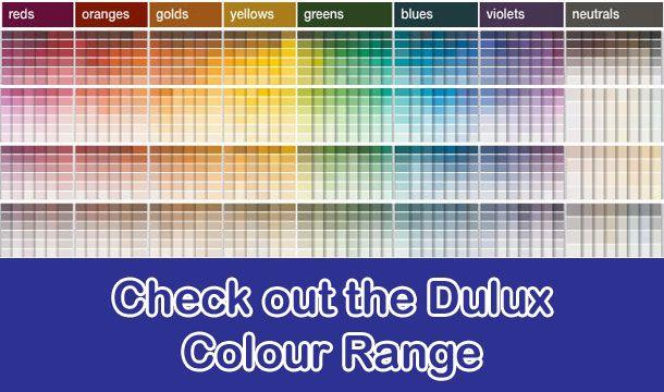 Exterior paint color chart check out the dulux range of - Exterior paint dulux model ...