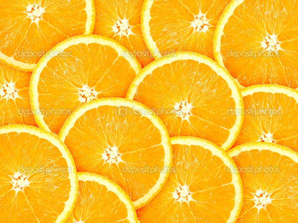 Fruits oranges white background slices orange slice oul wallpapers