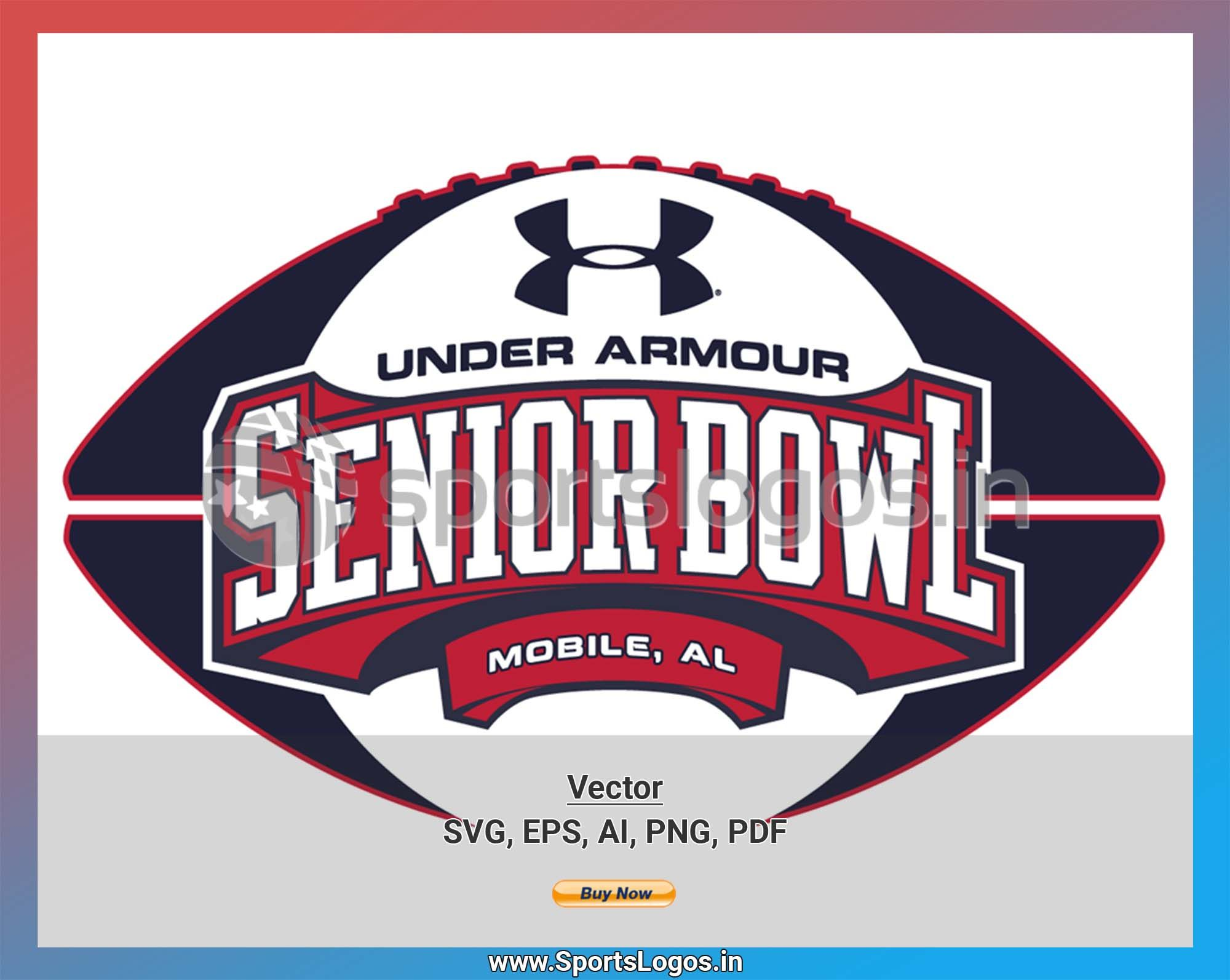 Senior Bowl College Sports Vector SVG Logo in 5 formats
