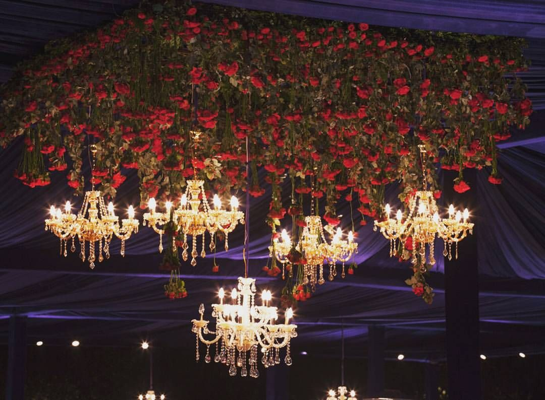 Wedding stage decoration delhi  Have You Tried These Innovative Lighting Ideas For Your Reception