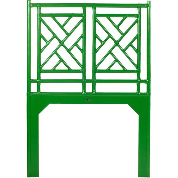 Found it at Joss & Main - Chinese Chippendale Wicker Headboard