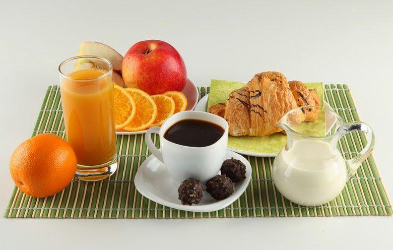 Rio Sul: Café da manhã