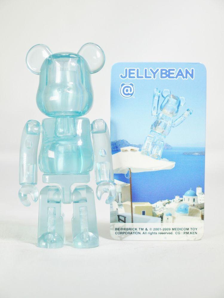 Medicom Bearbrick S36 Jellybean 36 be@rbrick 100/% Green Tea Jelly be@rbrick