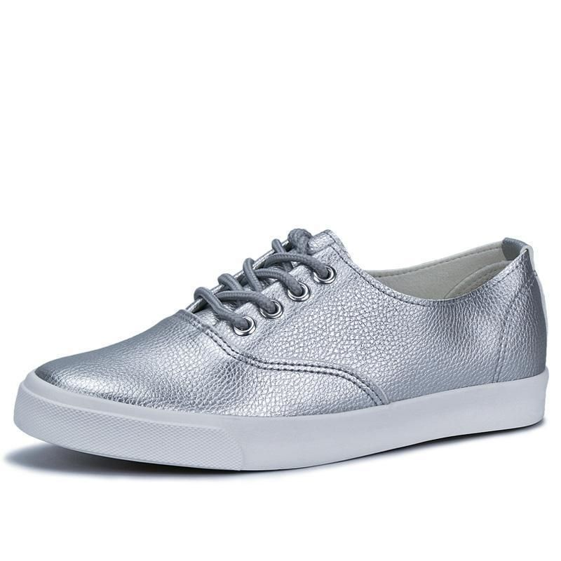 eac4c91a262bd Flat Shoes Women Breathable Women Sneakers Footwear High Quality Silver  Black White Women Flats Casual Shoes Slipony #womens #swimsuits  #weddingdresses ...