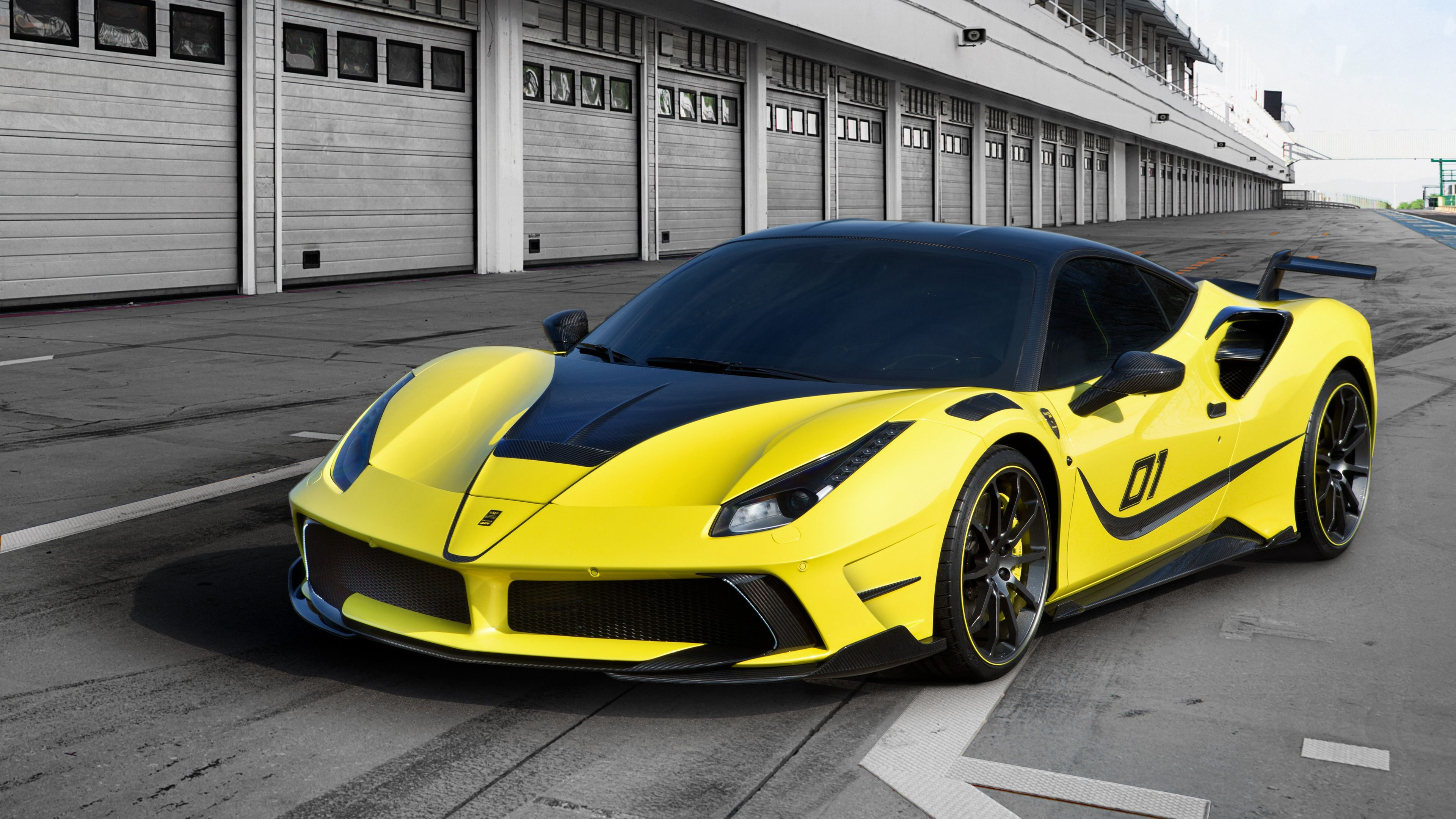 Best mansory 4xx siracusa ferrari 790hp free download