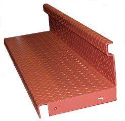 Best Standard Top Tread Outdoor Stairs Stairways Prefab 400 x 300
