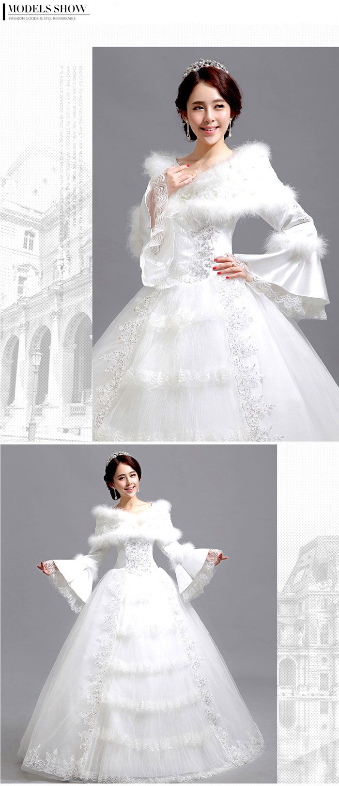 Pin by on Wedding Dresses Warm
