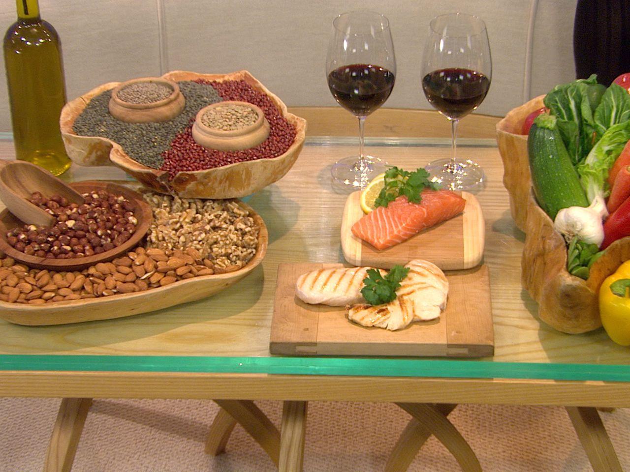 Study: Mediterranean diet lowers heart attack risk