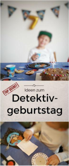 Pin von K Hut auf Kindergeburtstag | Birthday fun ...