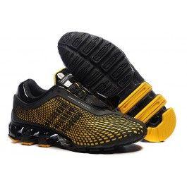 Stikkontakt Adidas porsche V3 Sort Gul Herre Skobutik