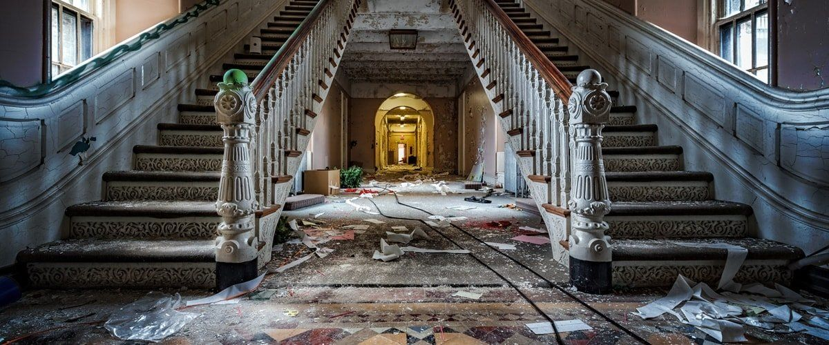Lost Places Bayern Karte