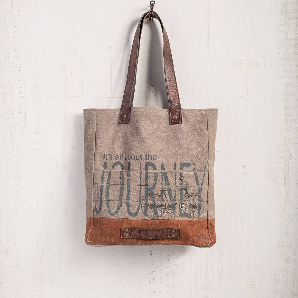 a9da17ecf65b All About the Journey Tote Bag
