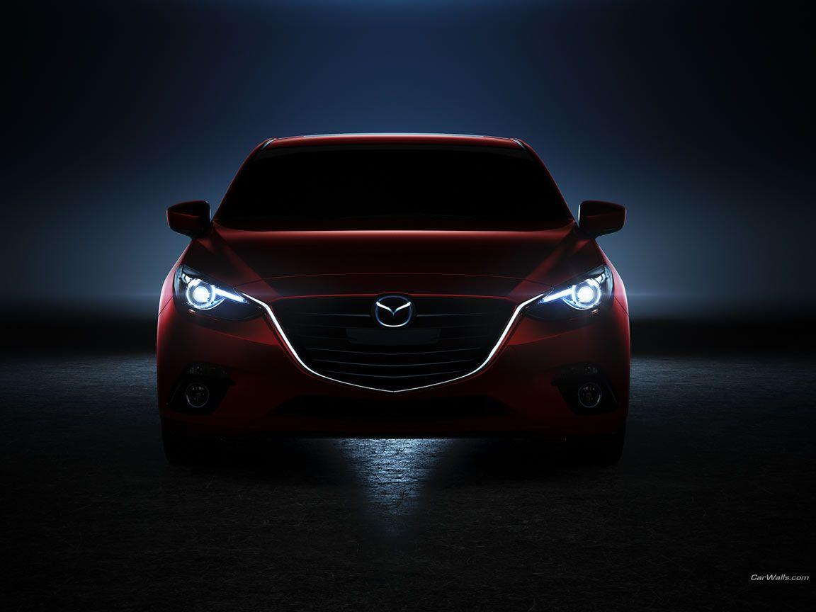 Mazda 3 1024 X 768 Wallpaper 立体 デザイン